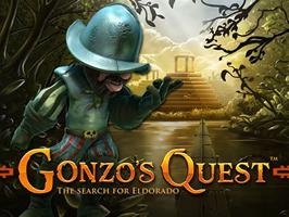 ゴンゾークエスト(Gonzo's Quest)スロット