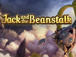 Jack and the beanstalk スロット