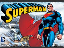 スーパーマンスロット