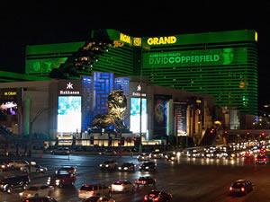 MGMグランド・ラスベガス