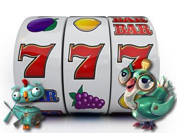 カジノスロットのルールと遊び方