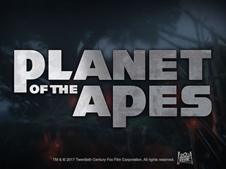 PLANET OF THE APES 猿の惑星スロット