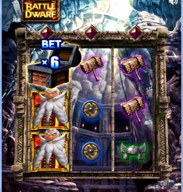 Battle Dwarf プレイ画像