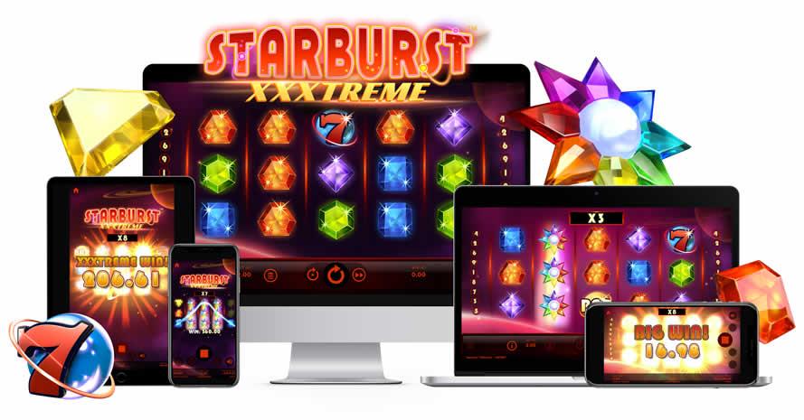 Starburst XXXtreme スロット